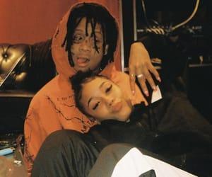 couple, rap, and rapper image