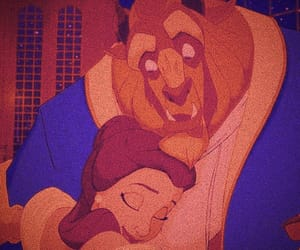 disney, belle, and cartoon image