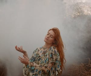 florence and the machine, florence welch, and music image