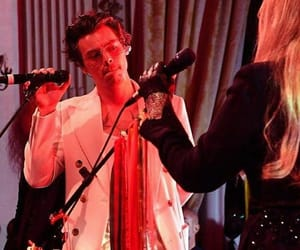 Harry Styles, gucci, and stevie nicks image