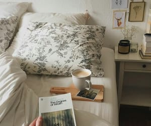 book, aesthetic, and bedroom image