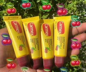 beauty, carmex, and essentials image