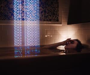 aesthetic, grunge, and bath image