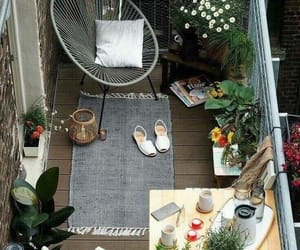 balcony, home, and design image