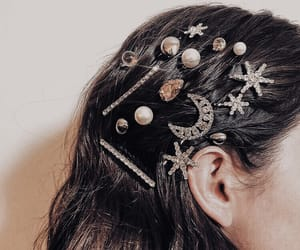 hair, accessories, and jewelry image