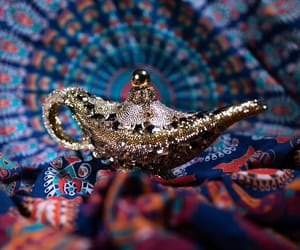 aesthetic, aladdin, and arabian image