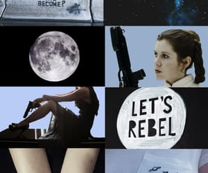 a new hope, Empire Strikes Back, and aesthetic image