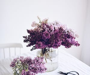 flowers, spring, and flower arrangement image