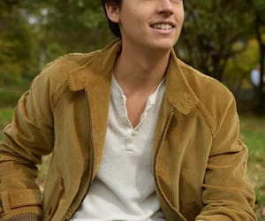 boy, handsome, and cole sprouse image