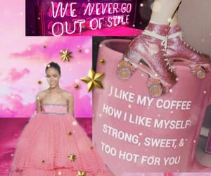 aesthetic, baby pink, and Collage image
