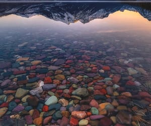 united states, america, and Glacier National Park image