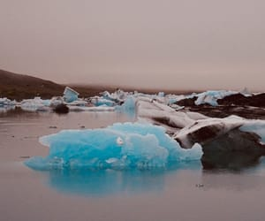 blue, iceland, and sea image
