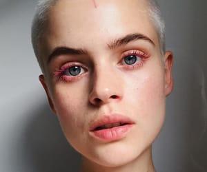 beautiful, female, and haircut image