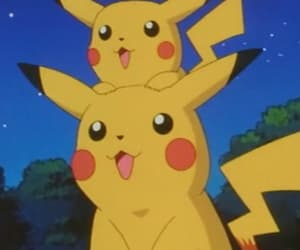 pikachu and pokemon image