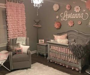 baby, home design, and nursery image