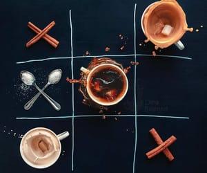 coffee, sugar, and Cinnamon image