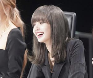 asian, lisa, and blink image