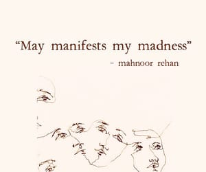 madness, poem, and may image