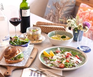 cafe, delicious, and food image