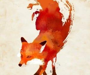 fox foxes art image