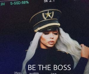 boss, empowering, and girl group image