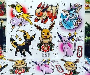 pokemon and tattoo image