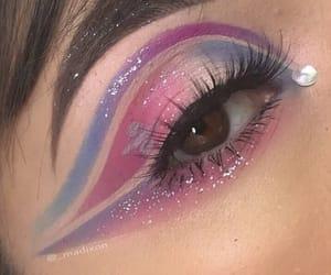 bisexual, makeup, and soft makeup image