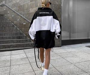 Balenciaga, look, and lookbook image