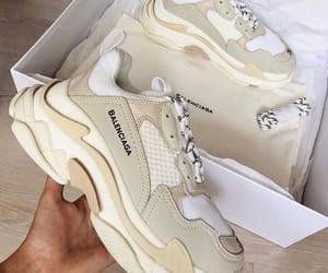 shoes, Balenciaga, and theme image