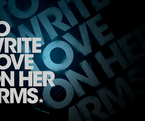 love, to write love on her arms, and twloha image