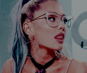 aesthetic, theme, and ariana image