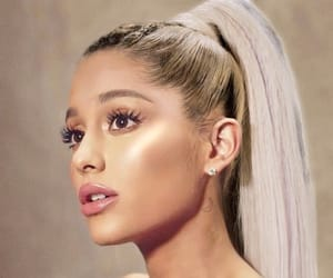 ariana grande, aesthetic, and beauty image
