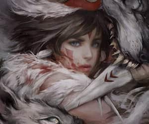 princess mononoke and anime image