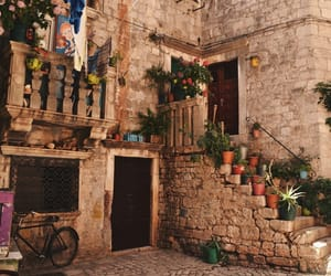 Croatia, getaway, and streets image