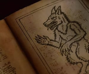 show, werewolf, and werewolves image