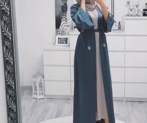 chic, fashion, and modesty image