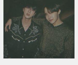bts, seokjin, and hoseok image