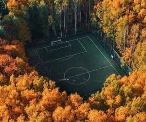 fußball and love image