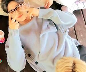 gif, kpop, and kpop boy image