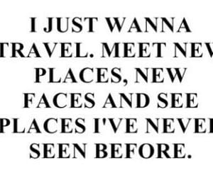 quotes, travel, and new image