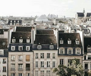 architecture, paris, and travel image