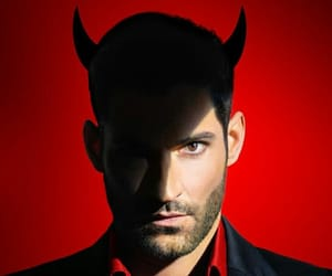 lucifer, series, and tom ellis image