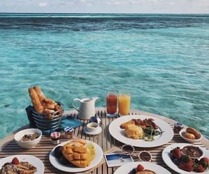 food and sea image