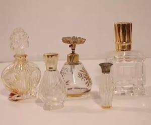 aesthetic, bottles, and perfume image