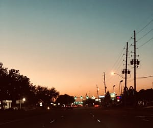 aesthetic, night, and sky image
