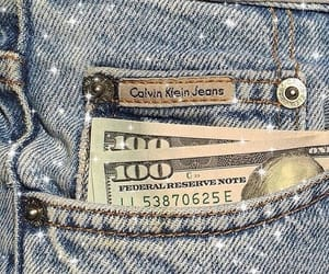 money, jeans, and theme image