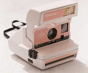 polaroid, vintage, and camera image