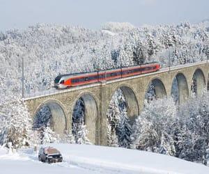 automatic, snow, and switzerland image
