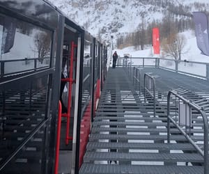 Alps, snowboard, and france image