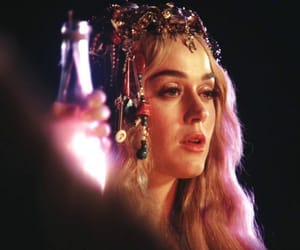 katy, katy perry, and music video image